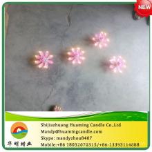 Chrysantheme Geburtstagskerzen