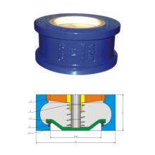 Керамический клапан межфланцевый