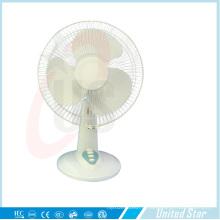 16 '' Table Solar / Rechargeable / DC Fan (USDC-448) avec CE, RoHS