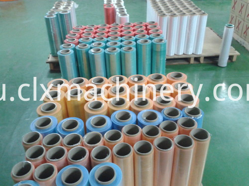 stretch film machine manufacturer