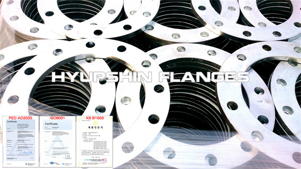 Hyupshin Flanges Plate Ff