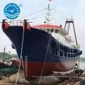 airbag marin flottant de navire pour navire airbag gonflable de plage