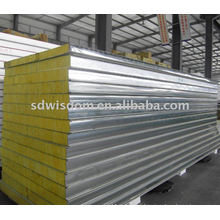 New Fireproof Building Material Glass Sandwich Panel for Wall
