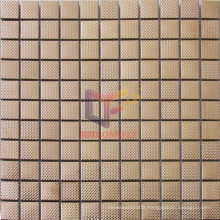 Rose Bronze Metal Mosaic (CFM951)