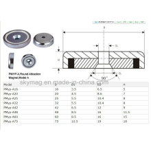Магниты на заказ из неодимового магнита / Магнитный крюк / неодимовый горшок с лучшей ценой