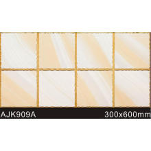Nuevos azulejos de la pared de la habitación de la cocina de la llegada (AJK909A)