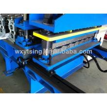 YTSING-уй-0417 прошла проверку подлинности CE и ISO Глазурованная плитка прокатки машина