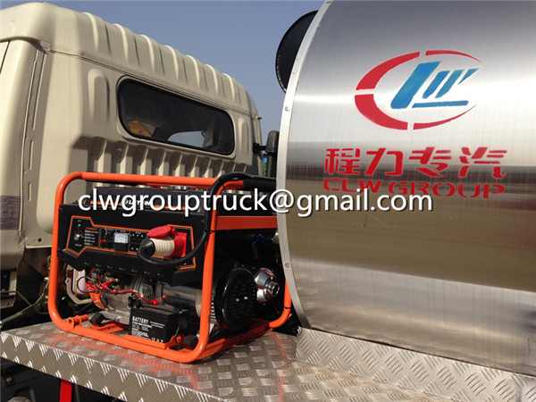 Bitumen Sprayer Truck