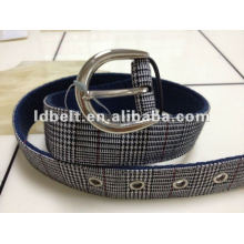 Fabric men belt-2013 trended