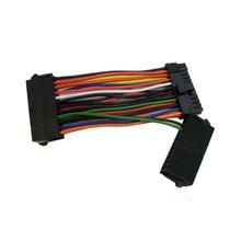Двойное выдвижение блока питания ATX 24п кабель
