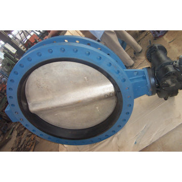 High Performance U Type Butterfly Valve