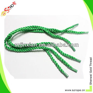 Bag Handle Twisted Cord with Barb