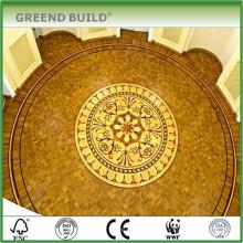 Лоус Роскошный Медальон Благородный Дом Деревянный Паркет
