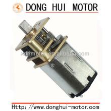 Mini motor eléctrico adaptado 12mm 12V, 5V, 2.4V para la cerradura electrónica