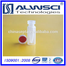 0.3ml pp short Snap micro-vial clear
