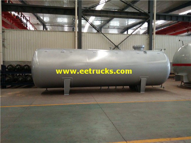 15ton Propylene Gas Tanks