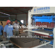 Multi function used brick making machine for sale in China low investment high return