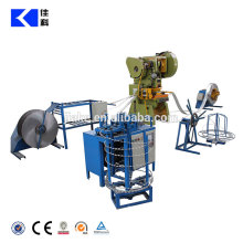 Razor blade barbed wire fence making machine