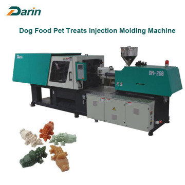 Hondentoepassing Dental Treats Injection Molding Machine