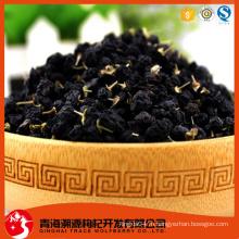 Дикая черная мельница lycium sinensis