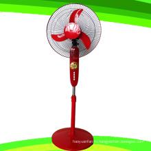 16 дюймов 12V DC стенд вентилятор вентилятор DC Солнечный вентилятор (ШБ-с-DC16p)
