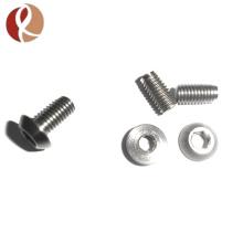 Sujetador de titanio: perno, tornillo, tuerca, arandela y varilla de hilo De M 1 a M24 para Gr2 y Gr5