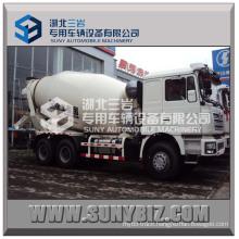 Shacman 6X4 10cbm 12cbm Cement Concrete Mixer Truck
