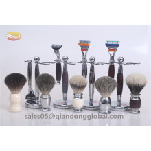 Custom Badger Hair Shaving Brush Kits