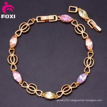 Fancy Style Best Sale New Gold Bracelet Designs