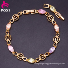 Estilo de fantasia Best Sale New Gold Bracelet Designs