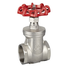 Non-Rising Stem Type Gate Valve