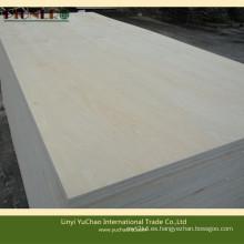 E / E Grado de madera contrachapada de abedul blanco (PIN034)