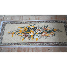 Mosaïque en mosaïque en mosaïque de marbre (ST118)