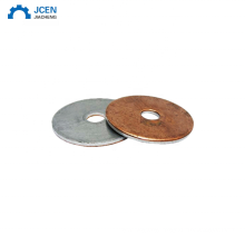 Custom bimetal copper clad aluminum washer