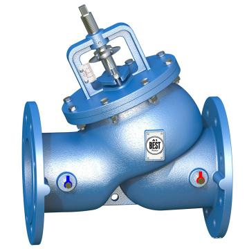 Vanne hydraulique multifonction DN150