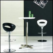 Table à table pliante en plastique blanc durable (SP-FT389)