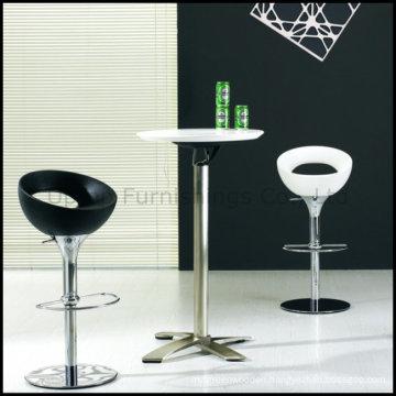 Durable White Plastic Top Folding Bar Table (SP-FT389)