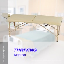 Folding Wooden Portable Massage Table (THR-WT001)