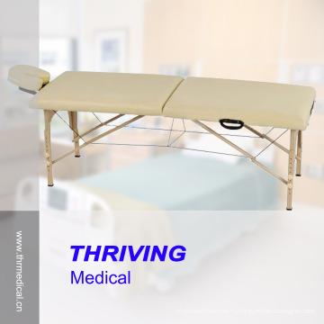 Портативный складной массажный стол (THR-WT001)