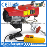electric crane/electric cable hoist PA wire rope winch