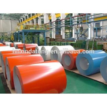 PVDF colar coated aluminium coil for constuction
