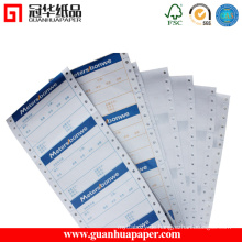 China Suplier Computer Druckpapier