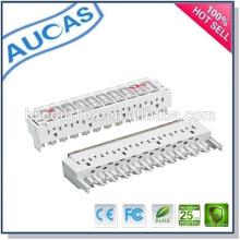 China fábrica preço melhor design novo inteiro venda 10 par 3 pára-raios compartimento / módulo de desconexão