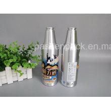 350ml Aluminium Bierflasche mit Multi-Color Printing (PPC-ABB-02)