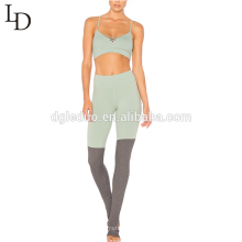 Новый дизайн длинные брюки йога одежда женщин сексуальные костюмы для йоги