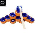 Fabrik Großhandel gute Qualität Jumbo Roll PTFE Piping Thread Seal Tape Teflon Tape für Indien