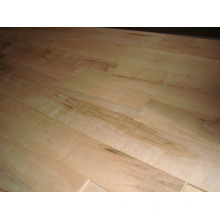 Technologie allemande Le plus bon stock Maple Engineered Flooring