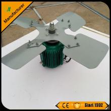 Wasserkühlturm Legierung / galvanisierter Stahl / ABS-Kühlturm-Ventilatorflügel