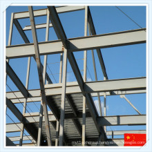 China Q235 Q345 Economical High-Strength Steel Frame Structure
