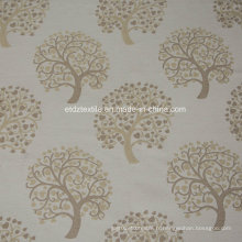 Vivid Lucky Tree Design Curtain en couleurs